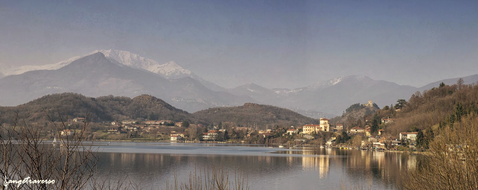 Lago Grande, Italie