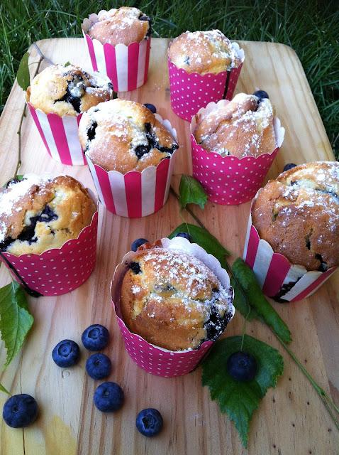 """alt=""""muffins aux myrtilles"""""""