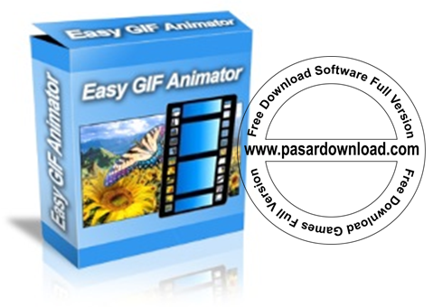 Free Download Software Easy GIF Animator 6.1 Full Crack For Free Activation