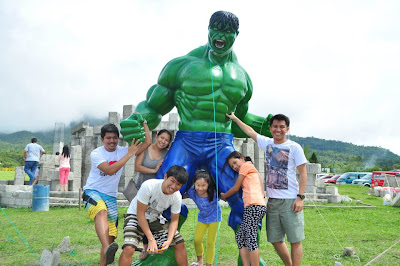 Campuestohan The Hulk