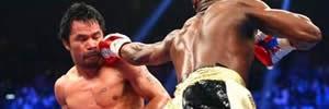 Video da luta: Floyd Mayweather x Manny Pacquiao