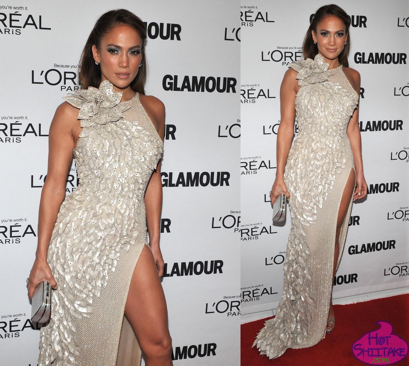 Jennifer Lopez Glamour Magazine