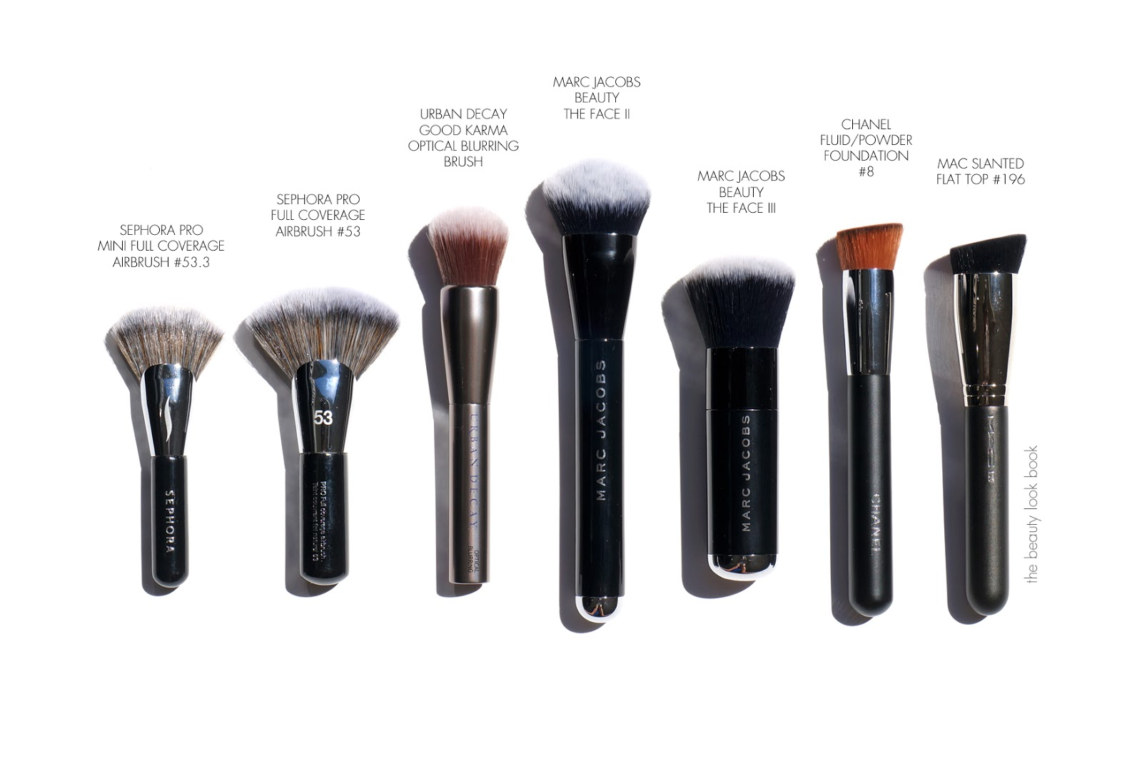 Next Level Foundation Makeup Brushes | The Beauty Look Book