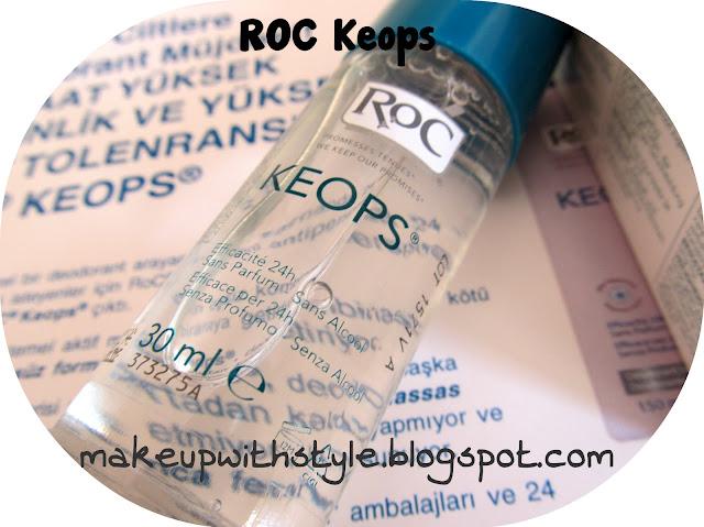 """""""Roc deodorant"""""""