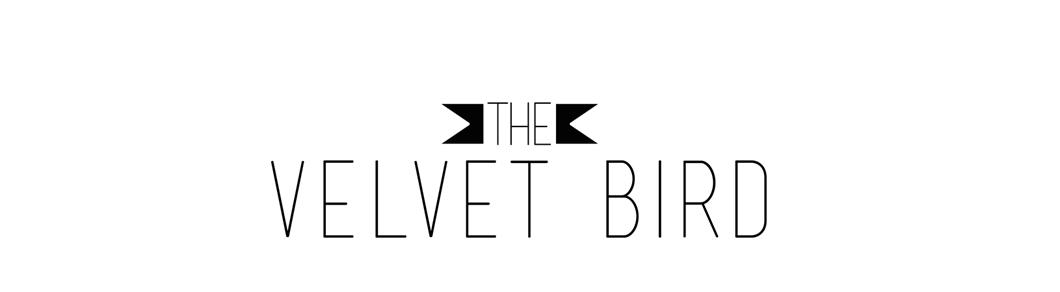 the velvet bird