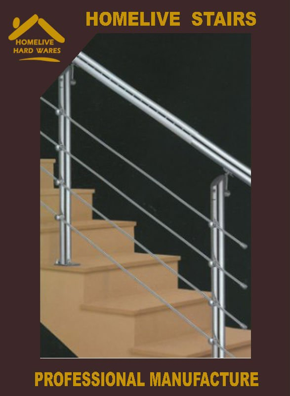 The Best Stainless steel Handrails For Hotel