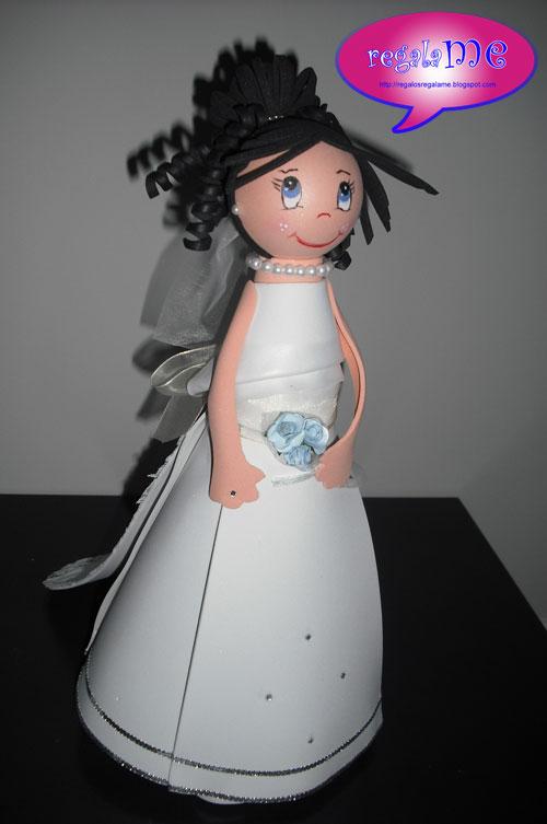 fofucha de novia | regalame: regalos personalizados y originales