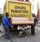 We Pick Up Furniture Donations!