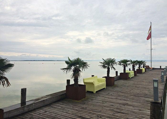 lovely places :: Frühstücken in der Mole West 2.0