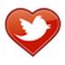 Twitter, una historia de amor