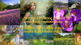 WYMIANKA na powitanie wiosny-zapisy do 21.03