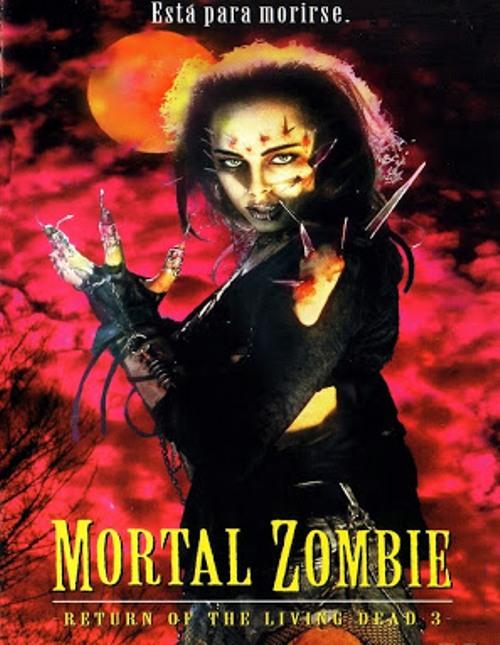 El regreso de los muertos vivientes 3 (Mortal Zombie) (1993)