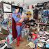 Cinta Superman Hingga Ditinggal Istri