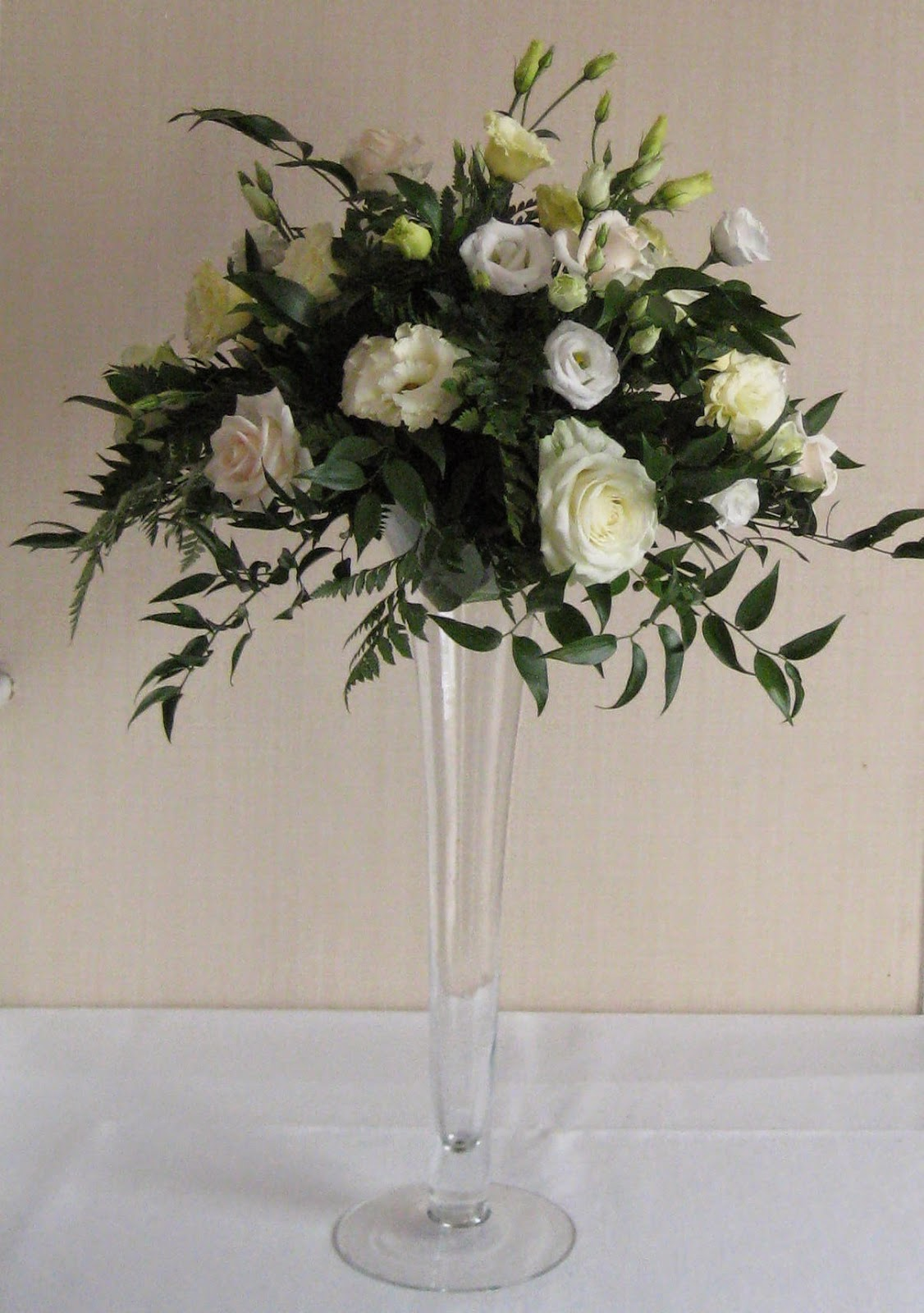 The flower house with us then providing all flowers for a wedding at blackstock barn this time it was soft peaches with a hint of burnt oranges and silver vases reviewsmspy