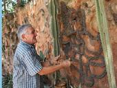 Mural de Barro. La Polvorosa