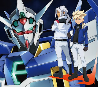 Mobile Suit Gundam AGE ED2 Single - My World 