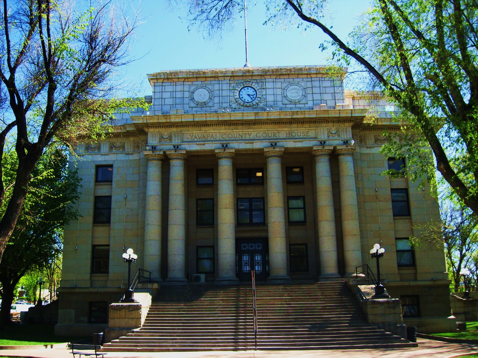 Flagstaff federal architecture for Prescott architects