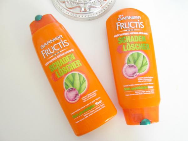 Garnier Fructis Schadenlöscher Shampoo & Spülung