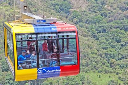 Fase promocional del Sistema Teleférico de Mérida es gratuita