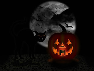 My Dark Halloween Dark Gothic Wallpaper