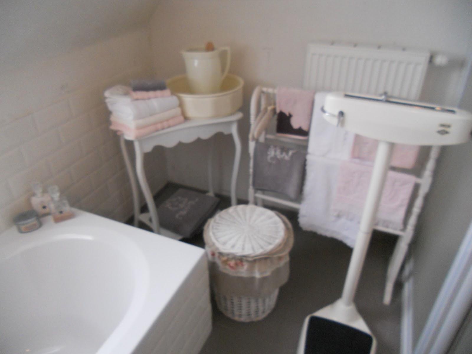Maison marie et florence badkamer - Idee mozaieken badkamer ...