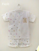 busana bayi motif fresh