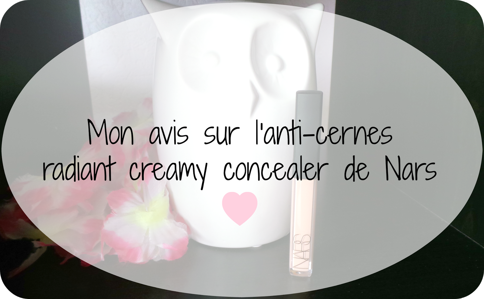 benebeautyblog mon avis sur l 39 anti cernes radiant creamy concealer de nars. Black Bedroom Furniture Sets. Home Design Ideas