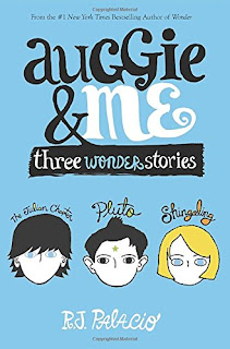 auggie  me three wonder review