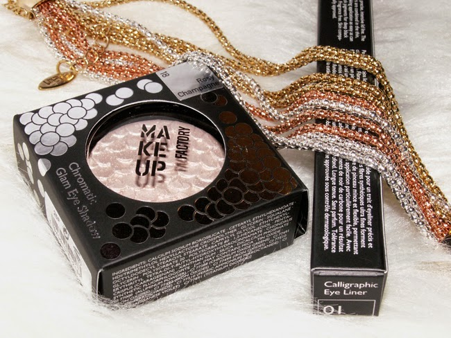 "Make Up Factorys ""Empire of Glamour"" LE AMU"
