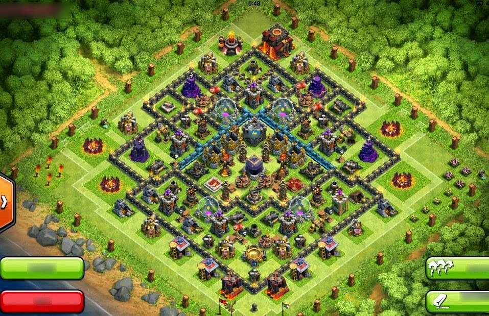 UPDATED TOP BASES LAYOUT OF TH10