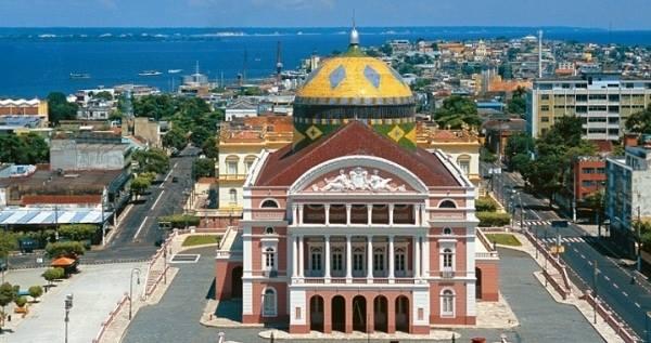 Portal Criado no Tucumã Sou Manaus