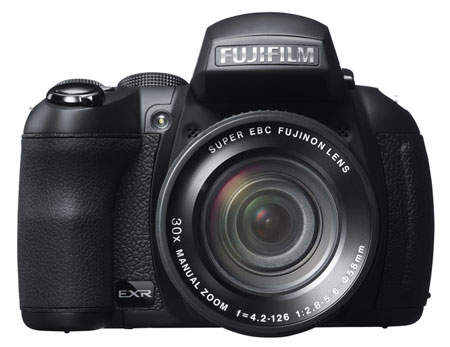 Review Kamera Fujifilm FinePix HS30EXR