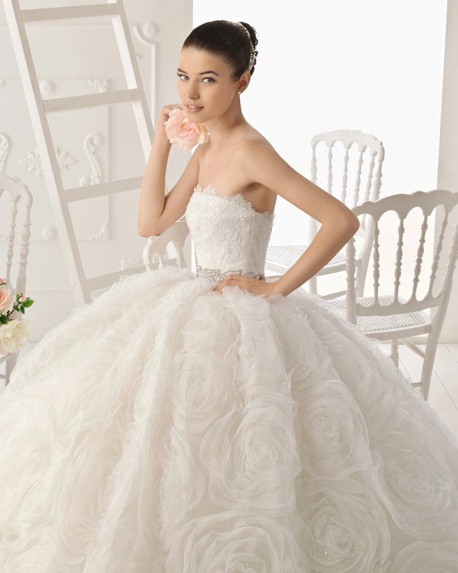 Ball Gown Wedding Dresses 2013