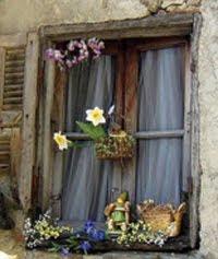 ♥ e uma janela pra poder ver as estações...