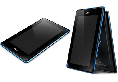 Acer Iconia Tab B1-A71, tablet Android murah 1jt-an dengan Android