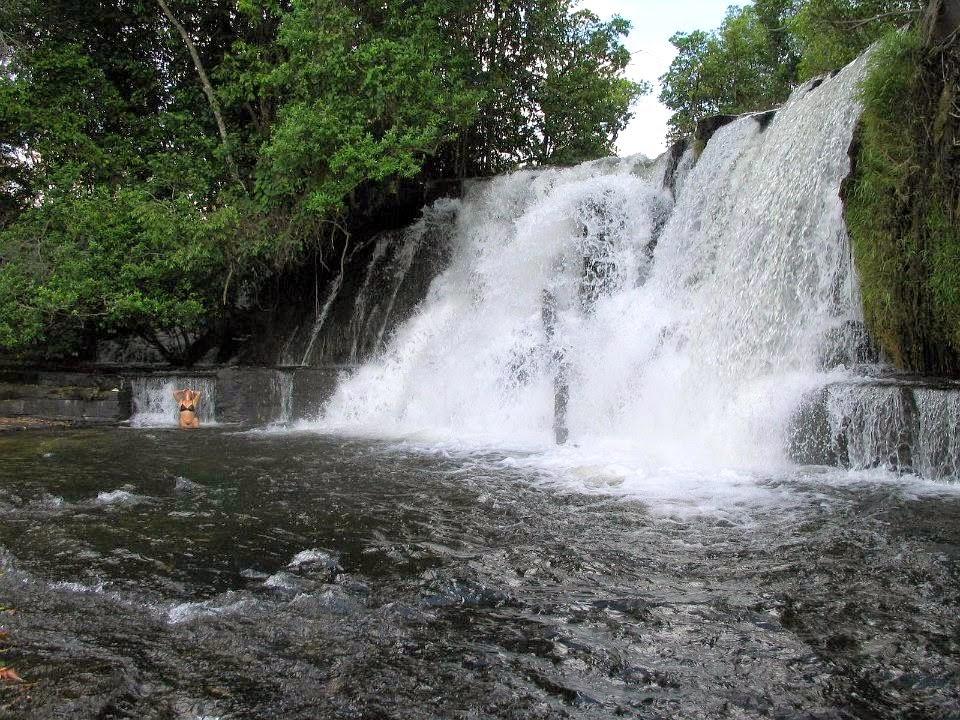 Waterfalls in Zambia | Going Beyond Victoria Falls
