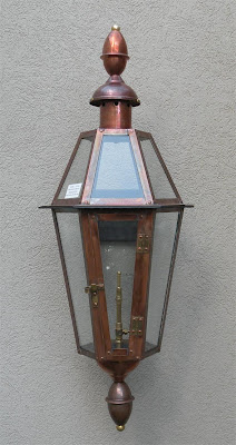 outdoor gaslight