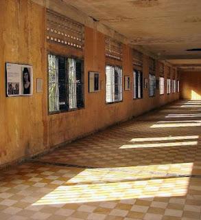 Situs-Situs Bersejarah Yang Menyeramkan