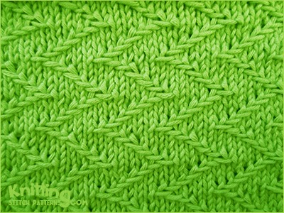 Jacquard 2 Knitting Stitch Patterns