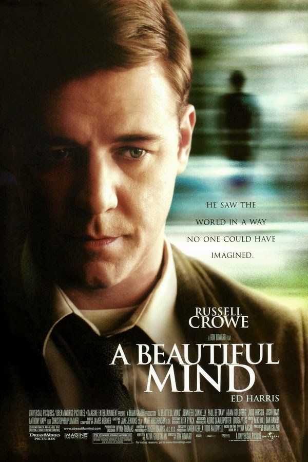 A Beautiful Mind (2001) BluRay 720p
