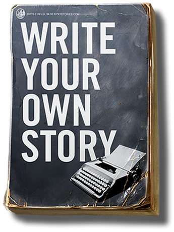 write your story The idea that youth is wasted on the young wrong martin luther king, jr and the creators of superman were all under 30 when they wrote themselves into.