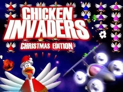 Chicken Invaders 3 XMAS
