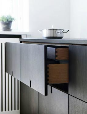 Una cocina a medida decoraci n - Cocinas hechas a mano ...
