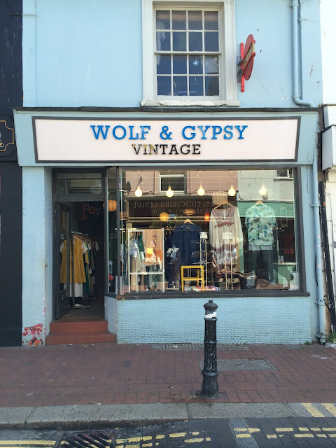 Brighton City Guide: Shopping  by What Laura did Next