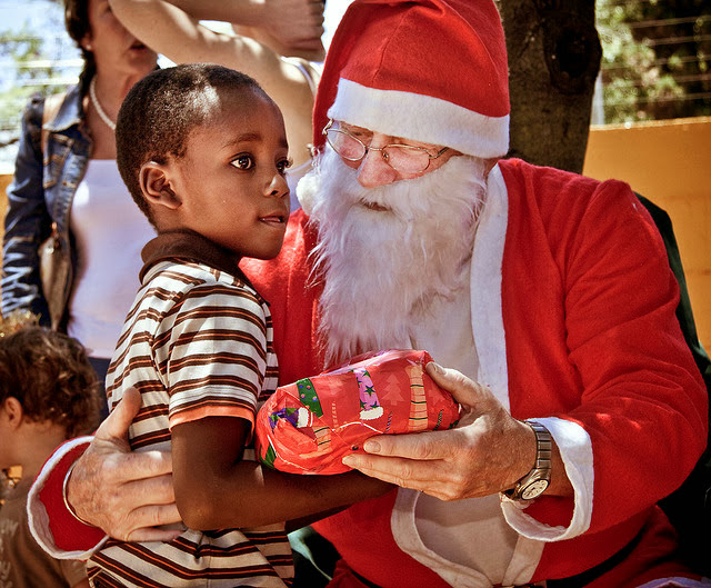 Decorations For Christmas In Ghana : Travel through africa christmas in
