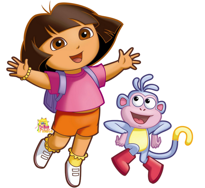 Cartoon Characters Nick : Cartoon characters dora the explorer png photos