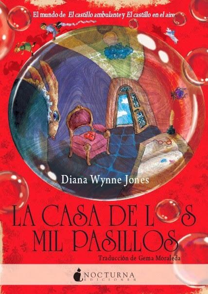 La casa de los mil pasillos de Diana Wynne Jones