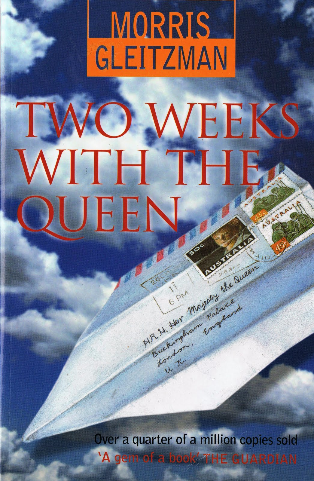 two weeks with the queen essays