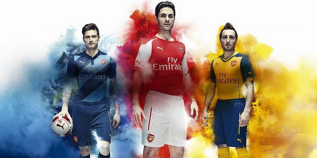 [FOTOS] Mira las nuevas camisetas de los grandes clubes  - Imagenes Camisetas De Futbol