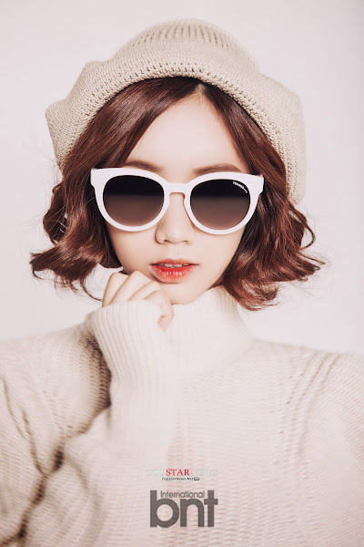 Hyeri Girl's Day bnt international